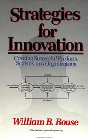 Cover of: Strategies for innovation | William B. Rouse