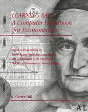 Cover of: Learning SAS