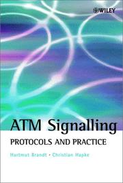 Cover of: ATM Signalling | Hartmut Brandt