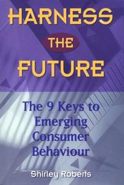 Cover of: Harness the future | Roberts, Shirley