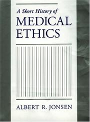 Cover of: A Short History of Medical Ethics