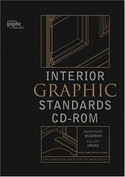 Cover of: Interior Graphic Standards CD-ROM Edition | Maryrose McGowan