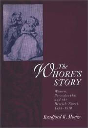 Cover of: The Whore's Story