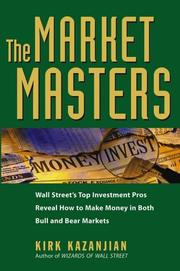 Cover of: The Market Masters