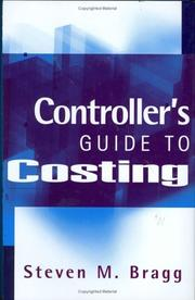 Cover of: Controller's Guide to Costing