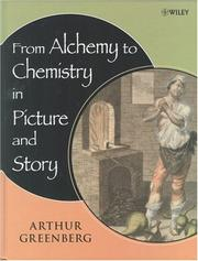Cover of: From Alchemy to Chemistry in Picture and Story