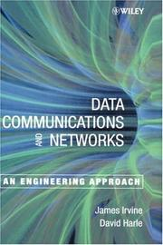 Cover of: Data Communications and Networks | James Irvine