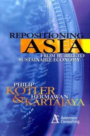 Cover of: Repositioning Asia: From Bubble to Sustainable Economy