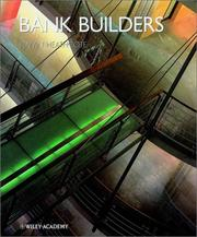 Cover of: Bank builders