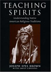 Cover of: Teaching spirits | Joseph Epes Brown