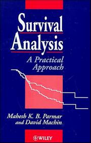 Survival analysis by Mahesh K.B Parmar