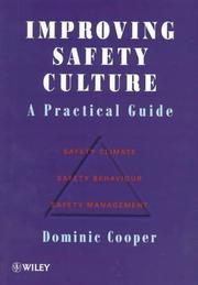 Cover of: Improving Safety Culture | Dominic Cooper