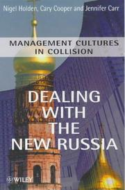 Cover of: Dealing with the new Russia | Nigel Holden