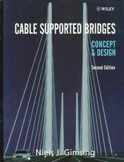 Cover of: Cable supported bridges