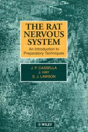 Cover of: The rat nervous system | J. P. Cassella