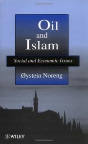 Cover of: Oil and Islam | Øystein Noreng