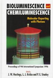Bioluminescence and chemiluminescence