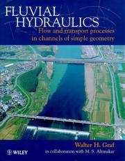 Cover of: Fluvial hydraulics | Walter H. Graf