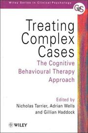 Cover of: Treating complex cases |