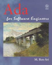 Cover of: Ada for software engineers