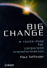 Cover of: Big change