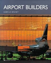 Cover of: Airport builders