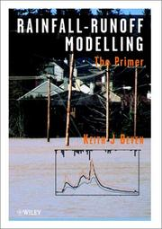 Cover of: Rainfall-Runoff Modelling | Keith J. Beven