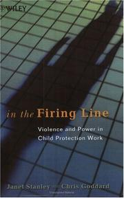 Cover of: In the Firing Line | Janet Stanley