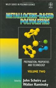 Cover of: Metallocene-based polyolefins |