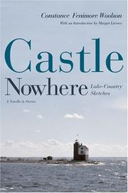 Cover of: Castle Nowhere