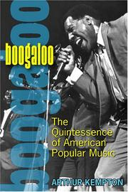 Cover of: Boogaloo