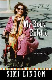 Cover of: My body politic