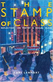 Cover of: The Stamp of Class