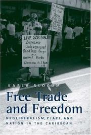 Cover of: Free Trade and Freedom | Karla Slocum