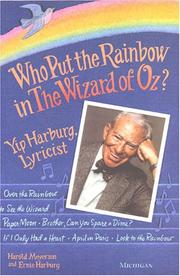 Cover of: Who Put the Rainbow in The Wizard of Oz? | Harold Meyerson