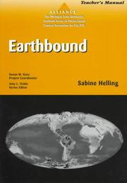 Cover of: Earthbound (Alliance)
