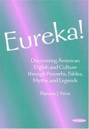 Cover of: Eureka! | Planaria J. Price