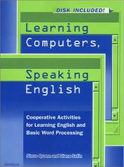 Cover of: Learning computers, speaking English | Steve Quann