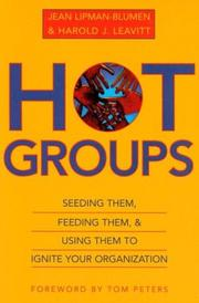 Cover of: Hot groups