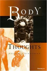 Cover of: Body thoughts