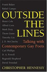 Cover of: Outside the Lines | Christopher Matthew Hennessy