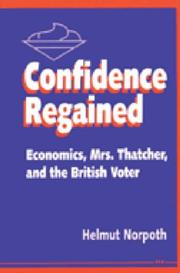 Cover of: Confidence regained | Helmut Norpoth