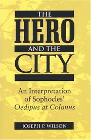 Cover of: The Hero and the City