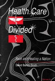 Cover of: Health care divided
