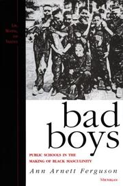 Cover of: Bad Boys