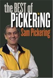 Cover of: The best of Pickering