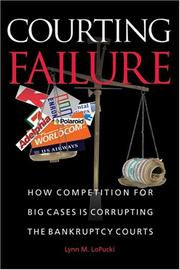 Cover of: Courting failure