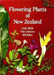 Cover of: Flowering plants of New Zealand