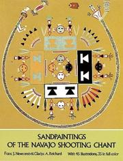 Sandpaintings of the Navajo shooting chant by Franc Johnson Newcomb