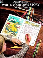 Cover of: Write Your Own Story Coloring Book